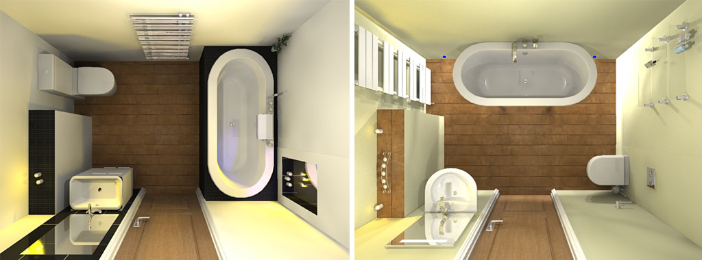 Click To Enlarge Image 4 Virtual World 3d Design Bathroom.