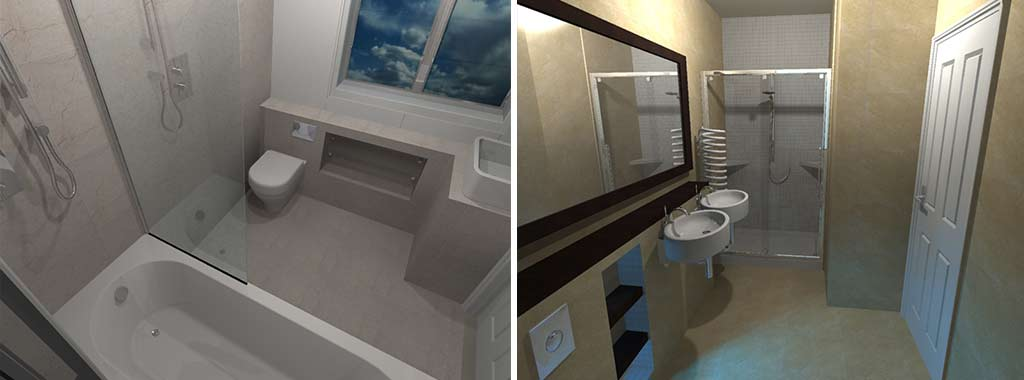 ... Click To Enlarge Image 8 Virtual World 3d Design Bathroom.