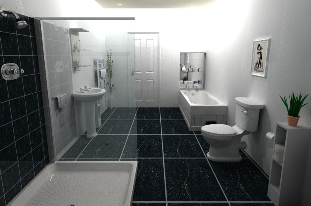 Bathroom Design Virtual virtual world