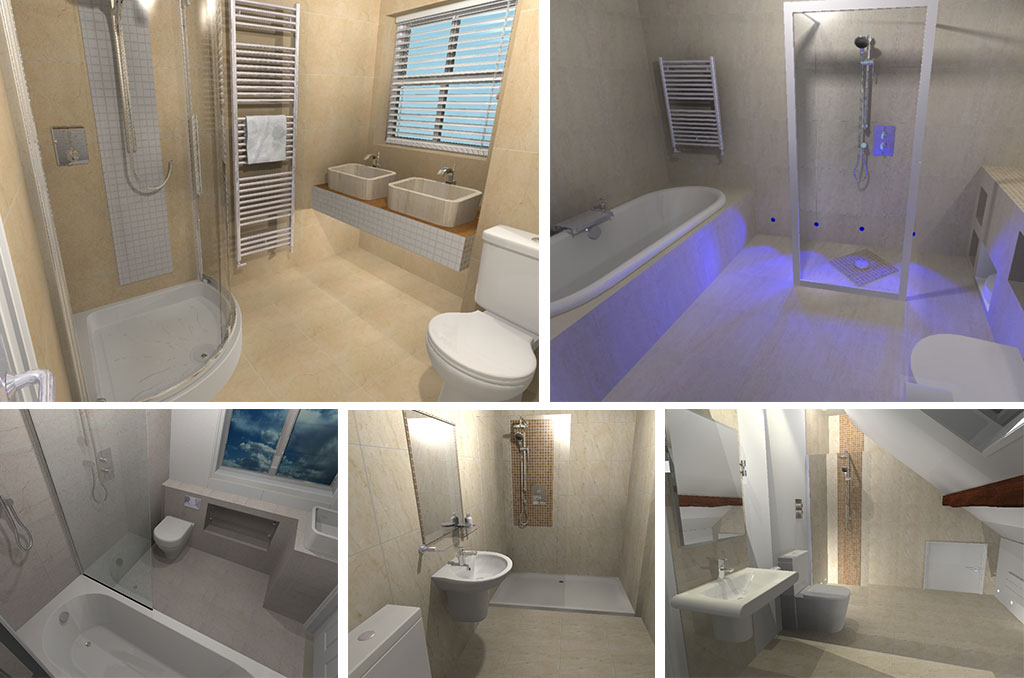 100 interactive bathroom design colors color triggers